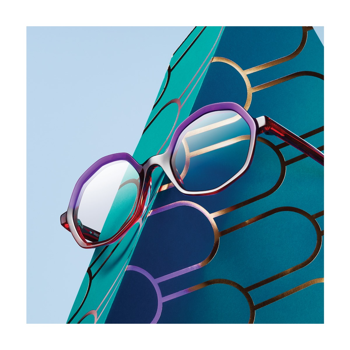 lunettes res / rei