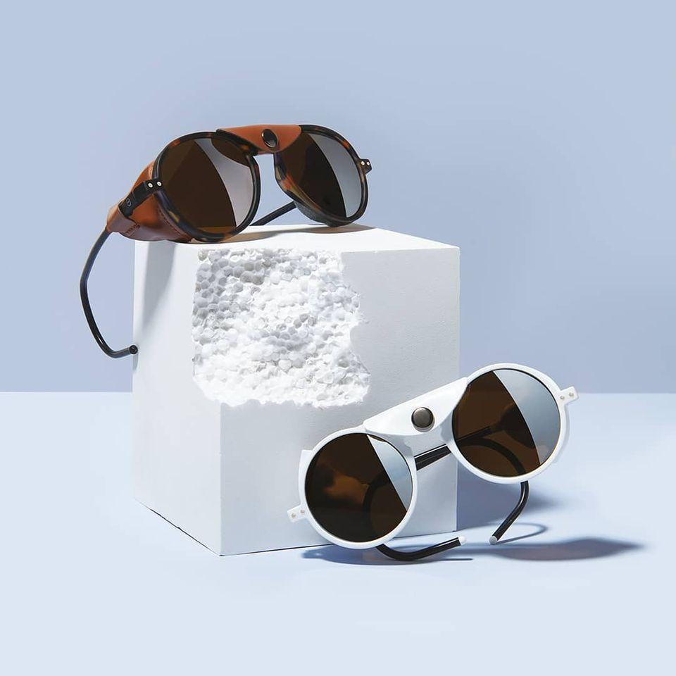 Lunettes Sun Glacier pour homme