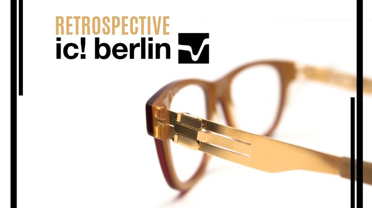 lunettes de vue IC! Berlin