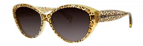 lunettes lafont léopard