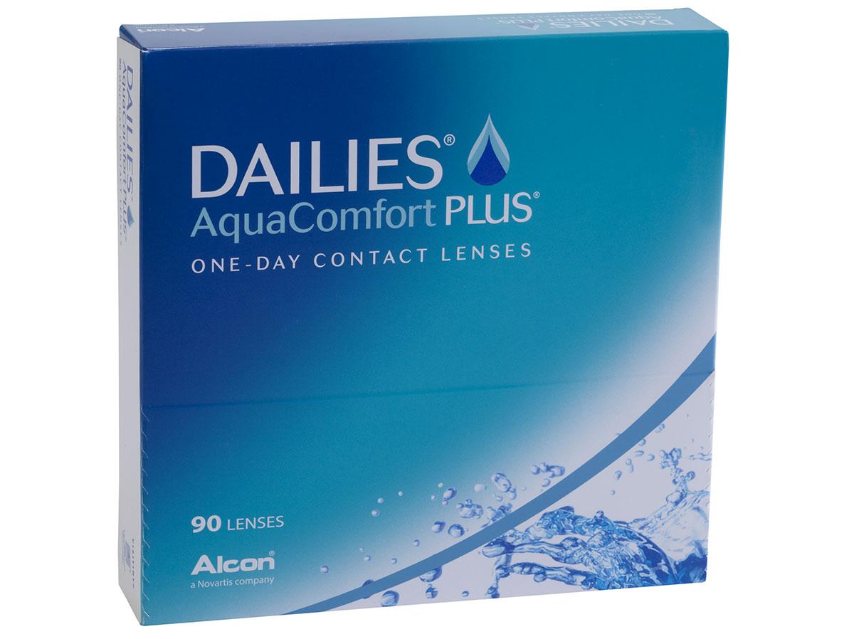 Dailies aquacomfort