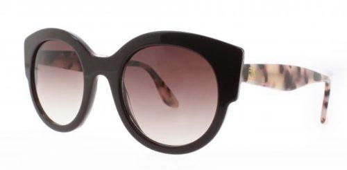 lunettes de soleil avec verre dégradé emmanuelle khanh
