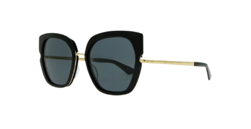 lunettes de soleil noires emmanuelle khanh