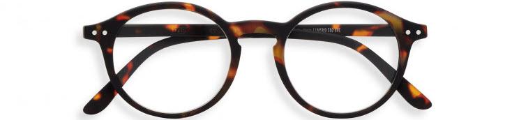 lunettes IZIPIZI pour homme Tortoise