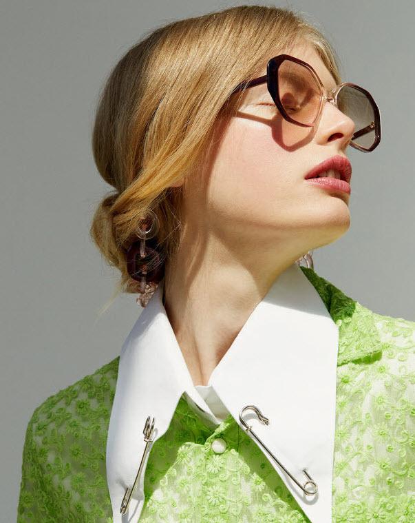 lunettes de soleil pour femme Emmanuelle Khanh