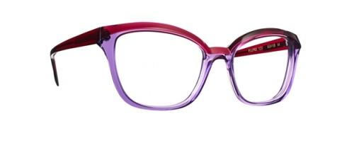 lunettes caroline abram mauve et fuschia